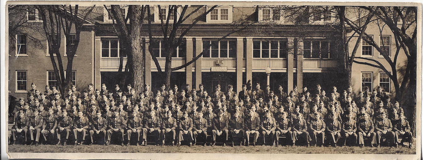 Battery A                                                         61st Anti                                                         Aircraft                                                         Artillery                                                         Battalion 6th                                                         Armored                                                         Division. Ft.                                                         Leonard MO