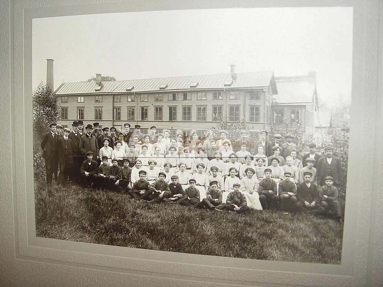 Karl                                                         Wassberg Boras                                                         Orig. Cabinet                                                         Photograph                                                         Swedish School
